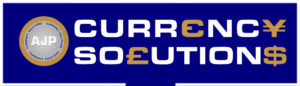 AJP Currency Solutions logo